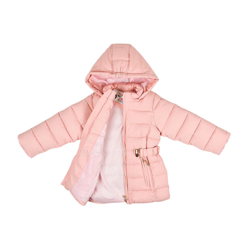 Теплая верхняя одежда для девочек