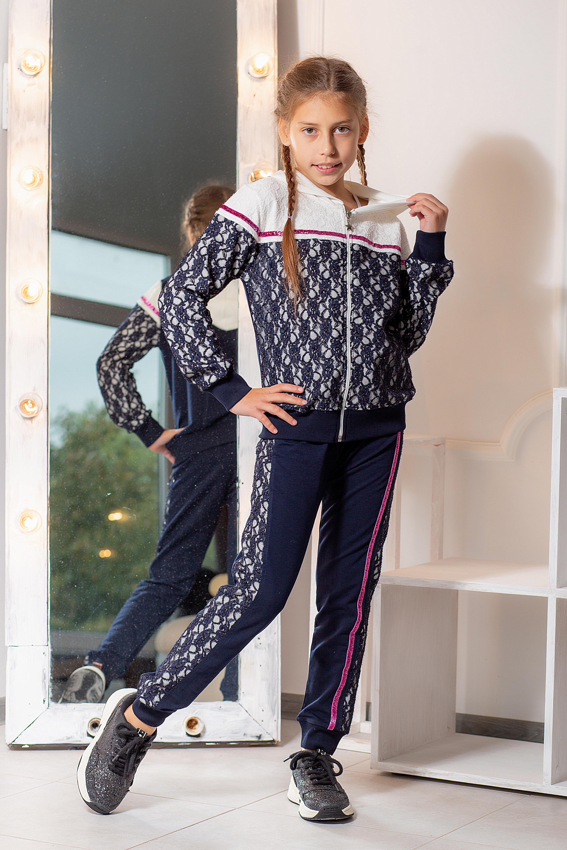 Одежда для девочек 6-14 лет - кофта