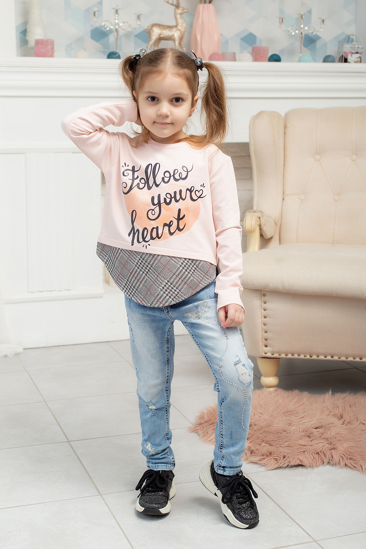джинсы для девочки 2-5 лет